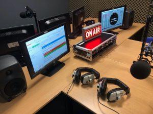 Salle radio ISFJ