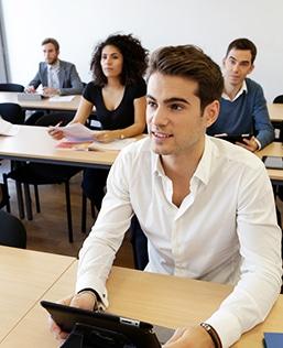 Campus Lyon ISFJ